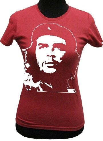 "Damenshirt ""Che Guevara"""
