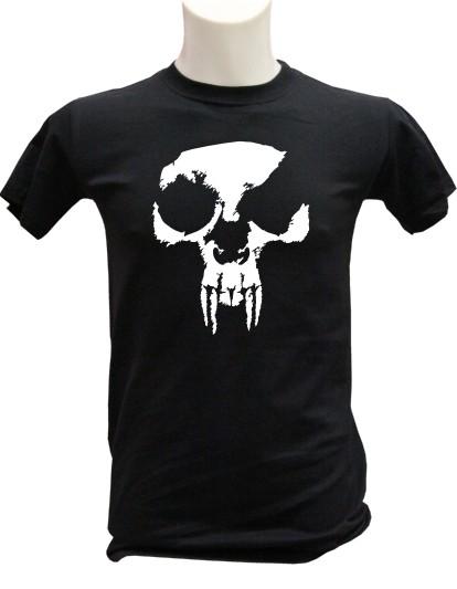 """Herrenshirt """"Skull"""""""