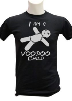 "Herrenshirt ""voodoo child"""