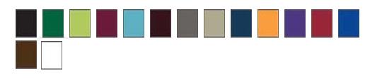 schürze farben