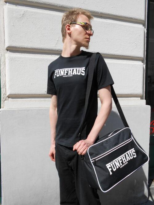 fünfhaus shirt + tasche