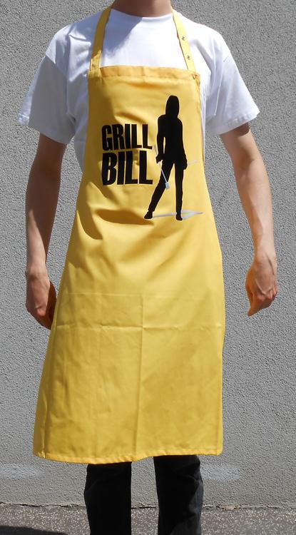 Grill Bill Schürze