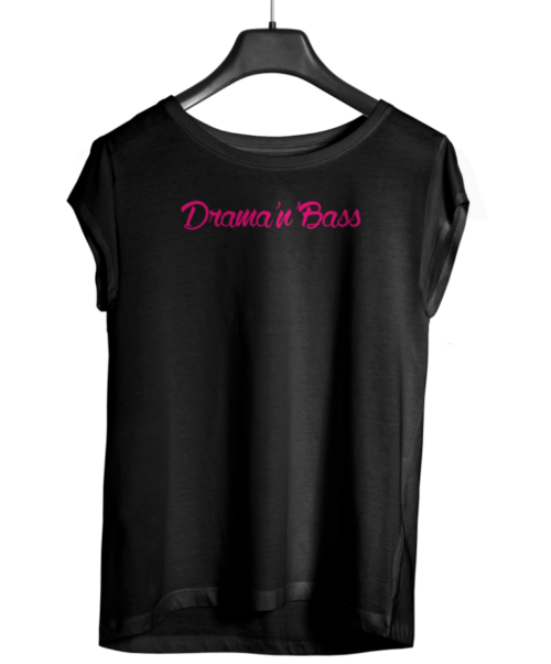 Drama and Bass Dnb Drum and Bass Shirts Vienna