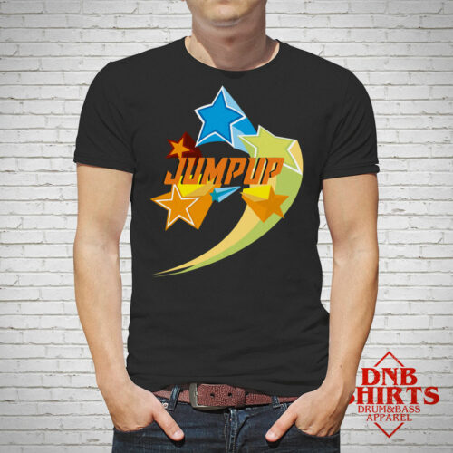 Jump up Drum and Bass Shirts Vienna