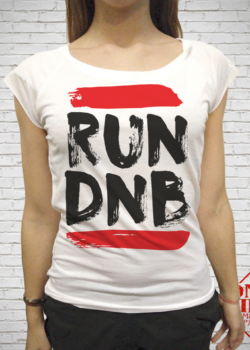 Run Dnb Drum and Bass Shirts Vienna